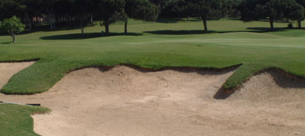 Bunker - hole 1a