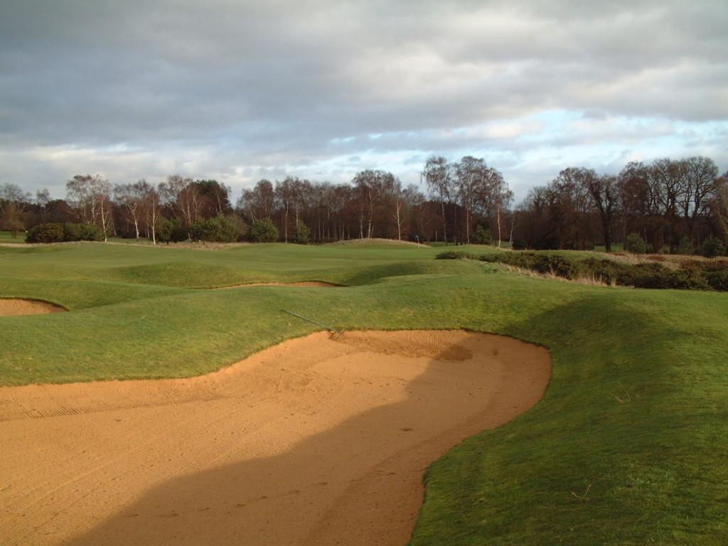 Frilford Heath Golf Club – Blue Course, Hole 5