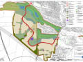 Collingtree Park G.C. - masterplan