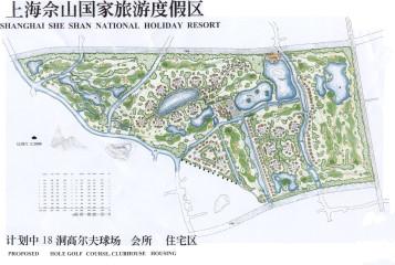 Shanghai masterplan